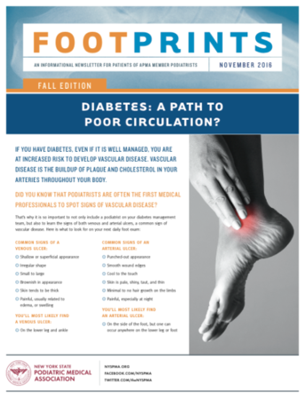 Footprints Newsletter