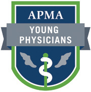 APMA Young Physician's Logo