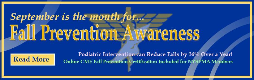 Fall Prevention Awareness